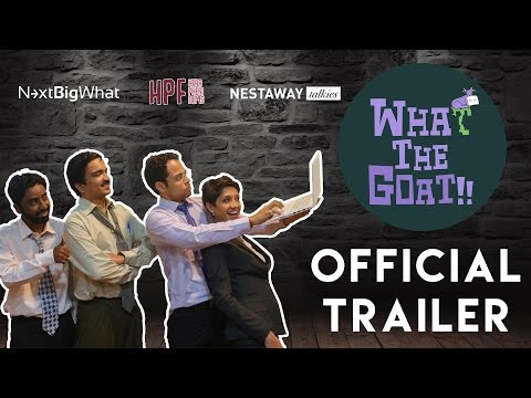 What The Goat | Official Web Series Trailer | Story of Indian Startup Ecosystem