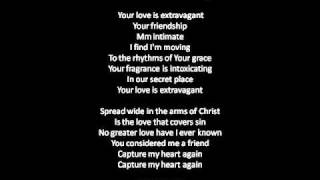 Your Love Is Extravagant by Darrell Evans