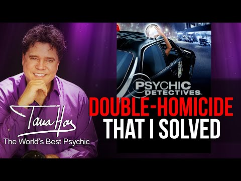 Watch As Tana Hoy Solve A Double-Homicide Murder!!
