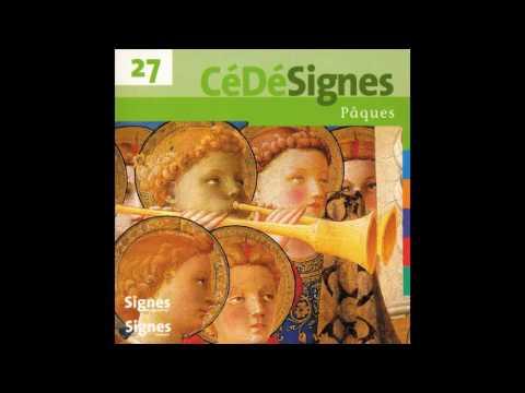Ensemble vocal Cinq Mars - Envoie ton Esprit Seigneur (SYL P 325)