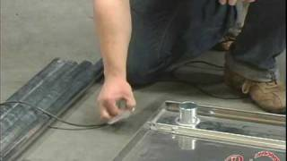 How To Set Up A Prima Supply Stainless Steel Work Table (ebay version)