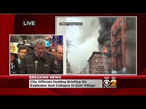 CBS New York Breaking News: East Village Explosion