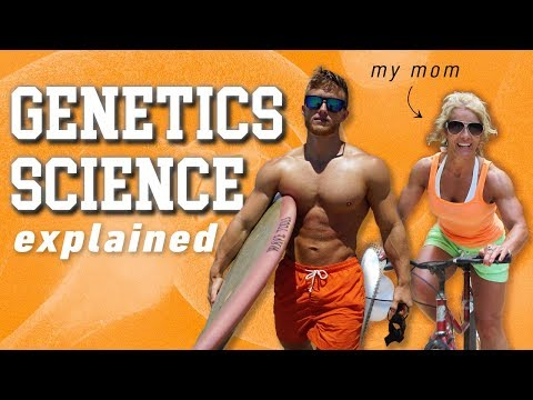 Understanding Your Genetics | Muscle Genetics Science Explained feat. My Mom!