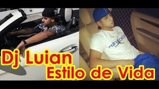 Dj Luian estilo de vida en un video los favoritos