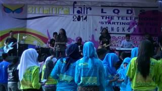 LodSe   Peace in liberia Live SMA N 1 Rawalo #SMANRA FAIR 2014