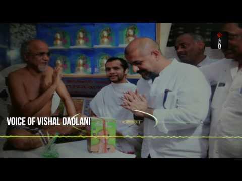 Listen To Vishal Dadlani's Apology To Jain Monk Tarun Sagar