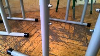 VIDEO0031(Школьные парты и стулья из круглой трубы с ругулировкой высоты от MicroCompany.net., 2015-08-14T10:22:58.000Z)