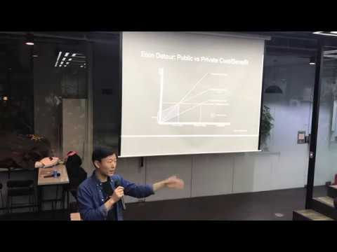 "171212 HashedLounge, #1 - ""Crypto-economics in Casper"" by Jon Choi, Ethereum Research"