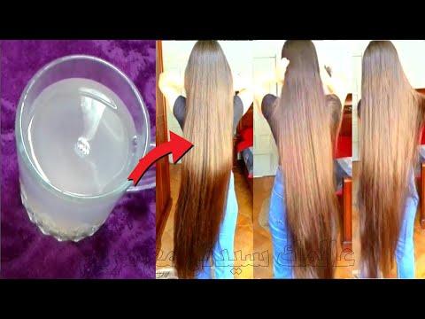بصلة واحدة لتطويل الشعر بسرعة الصاروخ من الاستعمال الاول وعلاج جميع مشاكل الشعر/تنعيم وترطيب الشعر