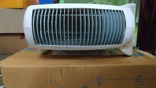 Singer Room Heater Unboxing