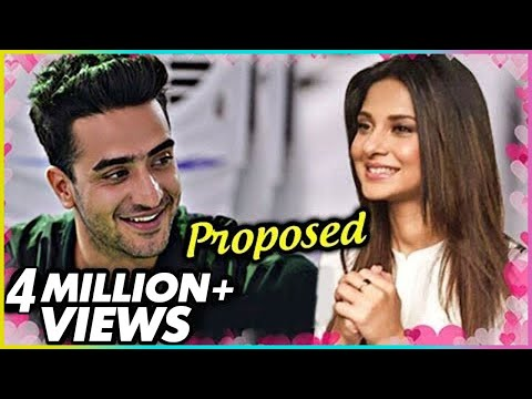 Aly Goni CONFESSES His Love For Jennifer Winget | Cute ...