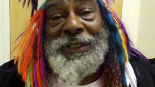 YZ interviews George Clinton @ the Music First Town Meeting