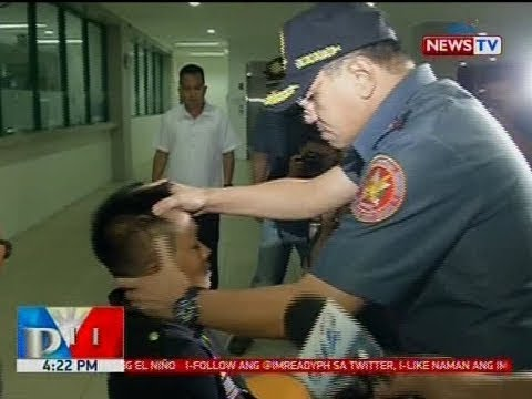 Pulis na kumuha ng pera at gamit ng arestadong drug suspect, huli