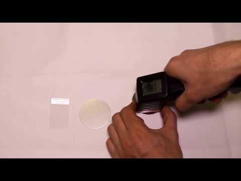 Как откалибровать толщиномер et 11p