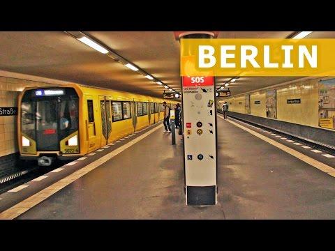 Berlin U-Bahn & S-Bahn - City Transport [PL/ENG]