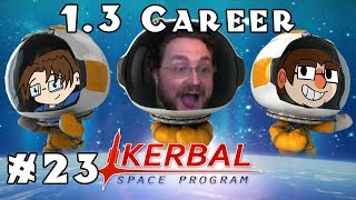 Kerbal Space Program - Heavily Modded 1.3 Career - Ep. 23