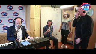 Rick Astley en live sur RFM ! - Never Gonna Give You Up