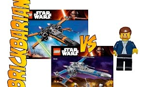 Lego Investing Poe's X Wing vs Resistance X - Wing ?