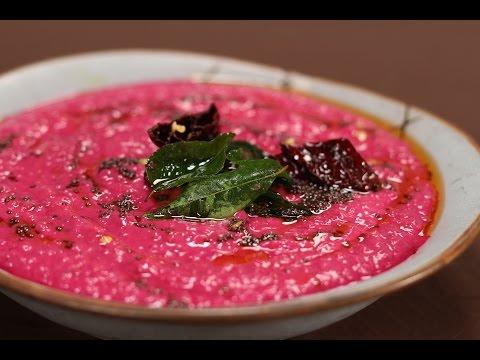 Beetroot Quinoa Pachadi | Cooking Classy with Afraz | Sanjeev Kapoor Khazana