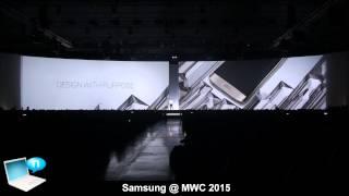 Samsung Unpacked @ MWC 2015 - Samsung Galaxy S6 e Galaxy S6 Edge