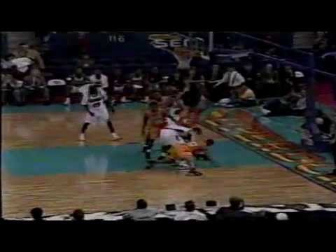 1996 UGA 74 Tennessee 63 (SEC Tournament -John Ward)