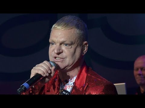 "Erasure ""Blue Savannah"", LIverpool Philharmonic, 6 Feb 2018"