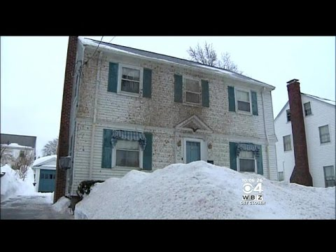 Snowblower Covers West Roxbury Homes With Dirt, Ice