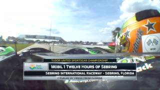 Part 2 - 2015 Mobil 1 Twelve Hours of Sebring Fueled by Fresh From Florida