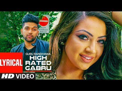 High Rated Gabru Lyrical Video Song | Guru Randhawa | T-Series