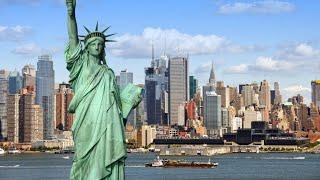 Жизнь в Нью Йорке возле озера // Узкие улицы Бостона // Из Флориды на восток.