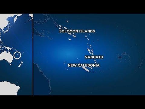 "Australia ""ready to help"" quake-hit Solomons"
