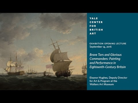 Brave Tars and Glorious Commanders: Painting and Performance in Eighteenth-Century Britain