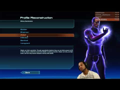 Mass Effect (PC), Renegade Playthrough 👽🚀🌎