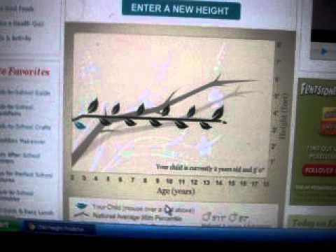 KABOOSE Child Height Predictor