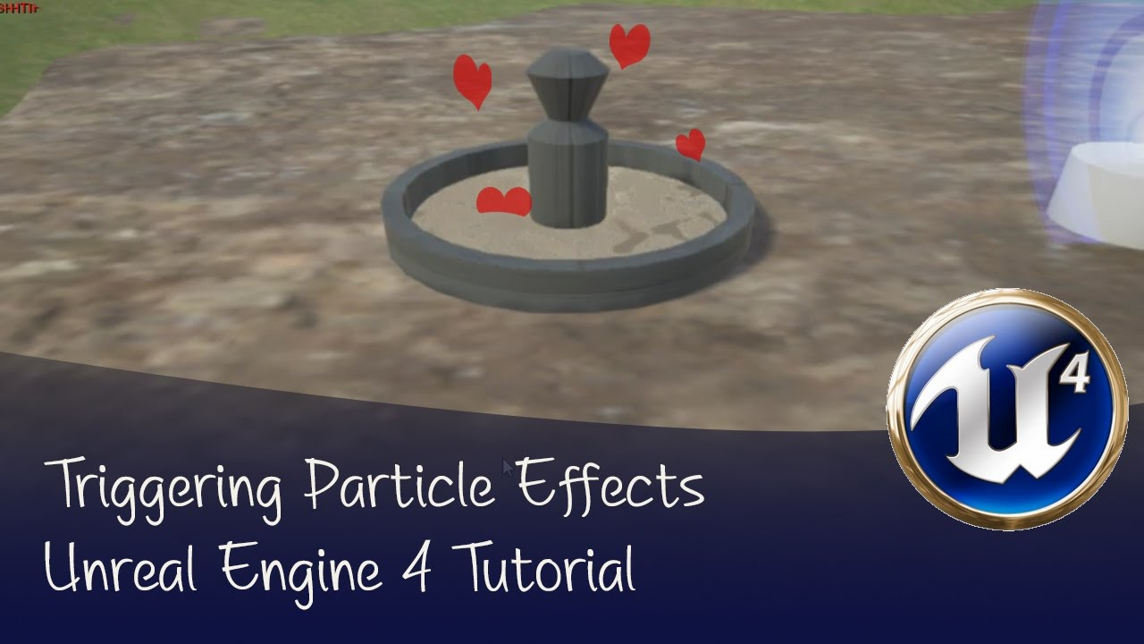 Triggering particle effects with blueprints unreal engine 4 triggering particle effects with blueprints unreal engine 4 tutorial malvernweather Gallery