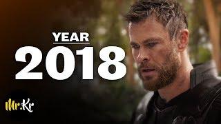 Year 2018: A Trailer Mashup