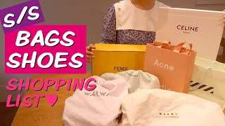 ENG) 상반기 결산 가방/신발편셀린느, 펜디, 마르니…
