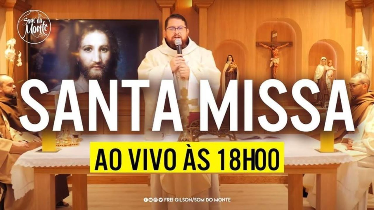 Santa Missa com Fr. Marcus | 09/08