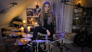 ALICE IN CHAINS 'Would?' drum cover~Brooke C
