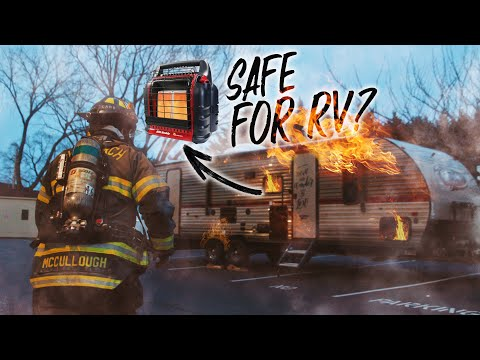 Are Buddy Heaters Safe For Indoor Use?  WE ASKED A FIREFIGHTER