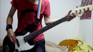 UNISON SQUARE GARDEN JET CO.より cody beats ベース弾いてみた オフボ...