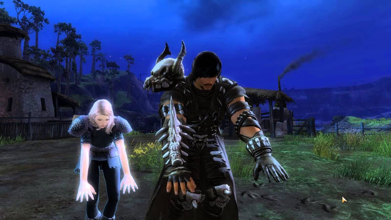 Guild Wars 2 Dance