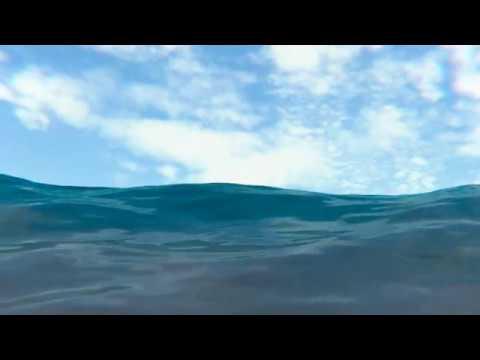 Ocean Waves Animation