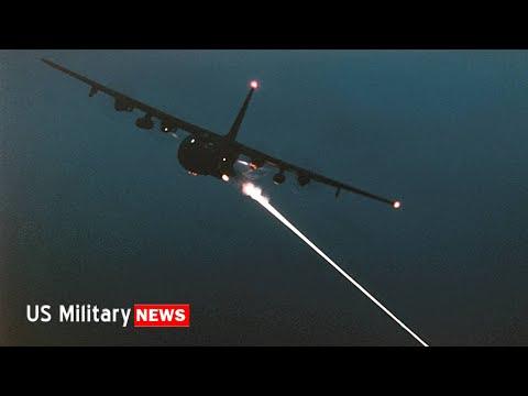 America's New AC-130J Ghostrider Gunship is a Beast