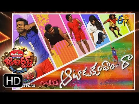 Jabardasth - 24th December 2015 - జబర్దస్త్ – Full Episode