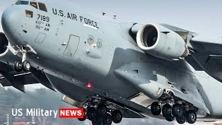 Just How Big is America's C-17 Globemaster III
