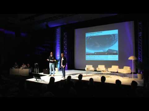 """Linus Larsson & Daniel Goldberg: """"Minecraft: block, pixlar och att göra sig en hacka"""""""