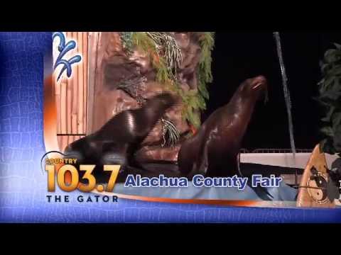 Country 103.7 The Gator @ The Alachua Co Fair
