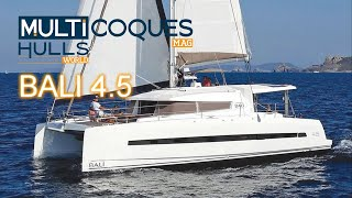 Catamaran Bali 4.5 by Catana - on test Multicoques Mag - Multihulls World