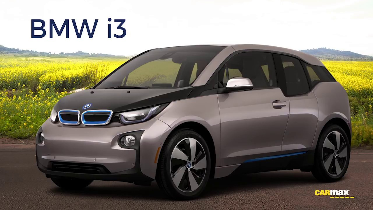 Bmw I3 Electric Review Youtube